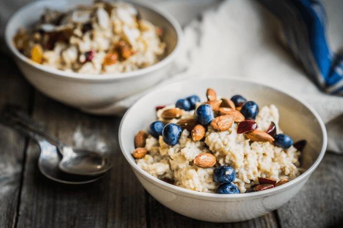 Bananen Porridge Ein Gesunder Frühstückssnack Zum Abnehmen