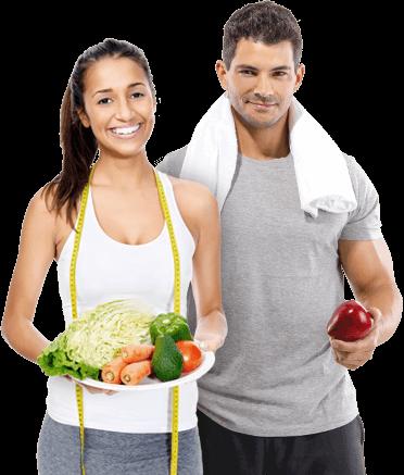 Upfit Ernährungspläne zum Abnehmen für jedermann