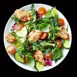 Ernährungsplan zum gesunden Abnehmen