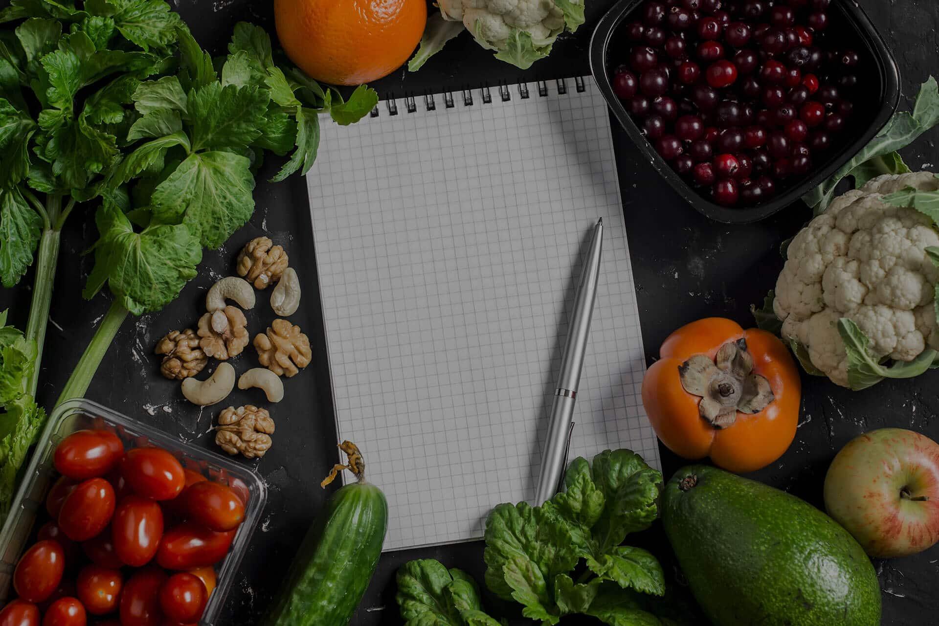 Ernährungsberatung und Ernährungsumstellung