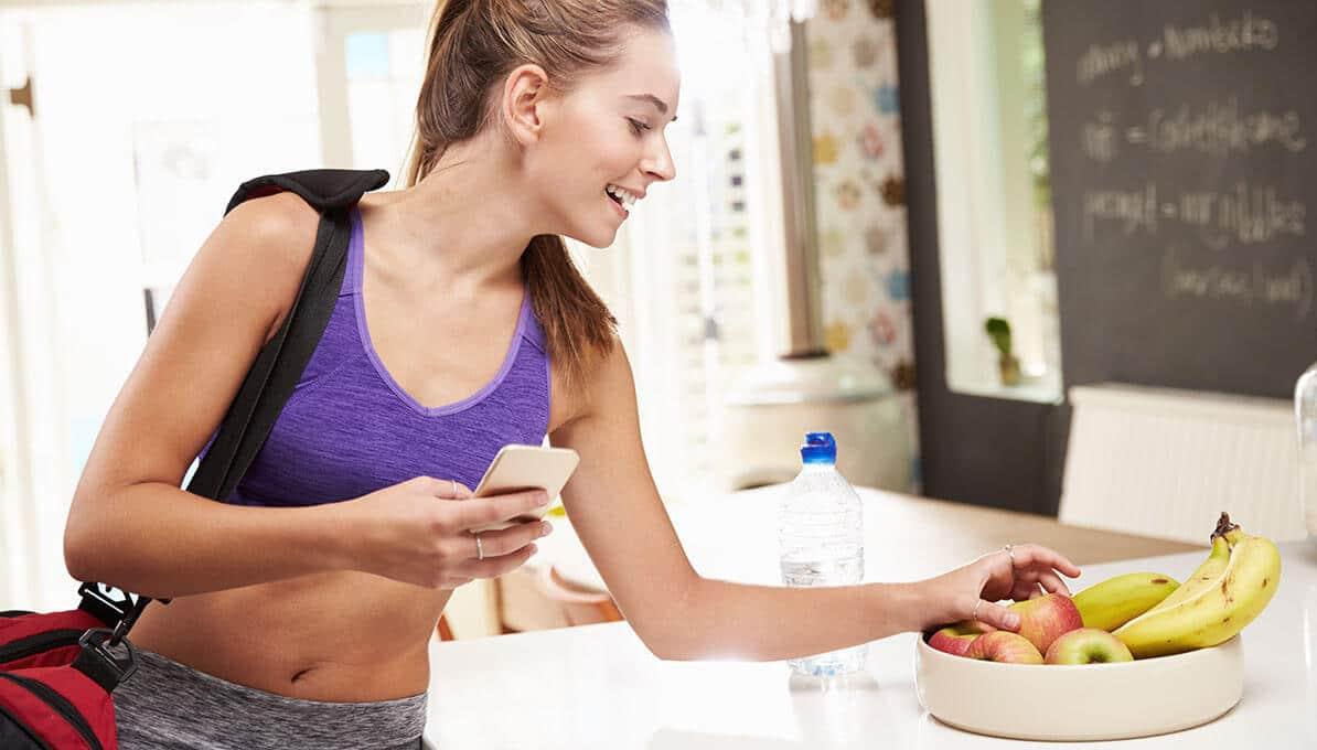 Upfit Ernährungs-Guide zur gesunden Ernährung – Upfit