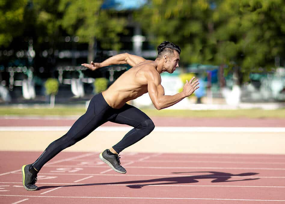 Training und Trainingsintensität für Körperdefinition, Shredding und Toning