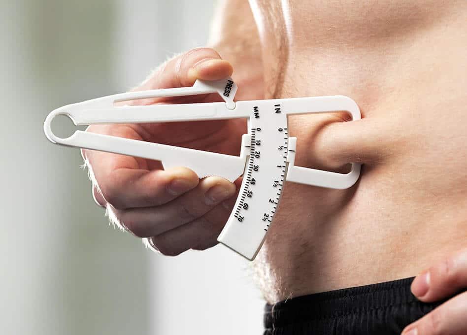Körperfett / Körperfettmessung vor und in der Definitionsphase