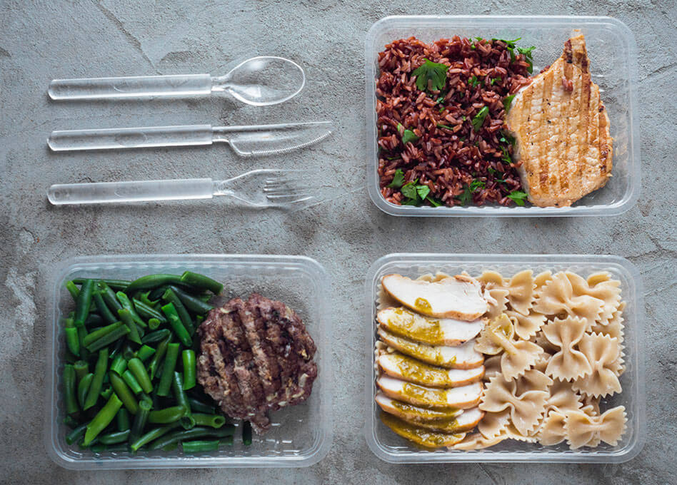Precooking / Meal Prep for Muscle Building and Nutrition