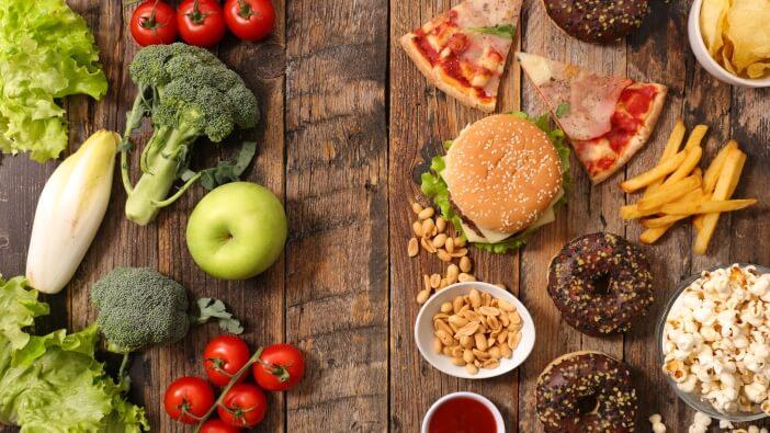 Für weniger als 5 Euro gesund ernähren