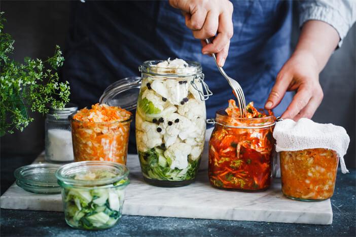 kitchenhacks ernährung abnehmen essen aufbewahren