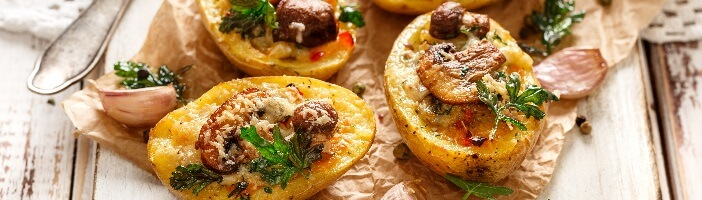 Resistente Stärke Kartoffeln Kohlenhydrate