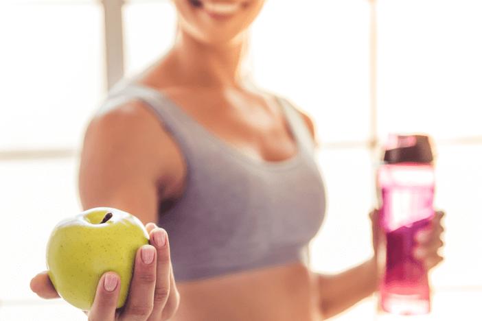 Training Sport Ernährung abnehmen