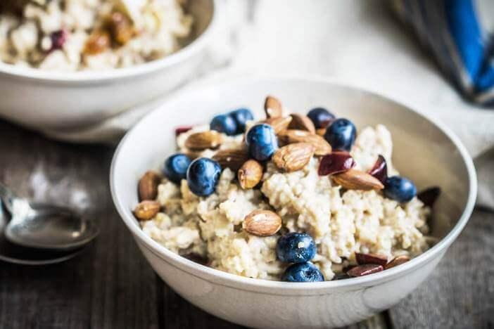 Upfit Quinoa Porridge Rezept