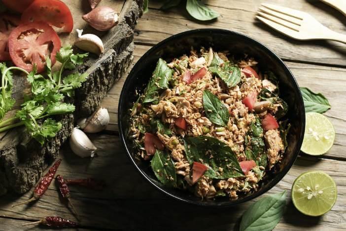 Upfit Tomaten-Fischsalat Rezept