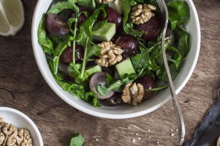 Upfit Salat Walnuss Rezept