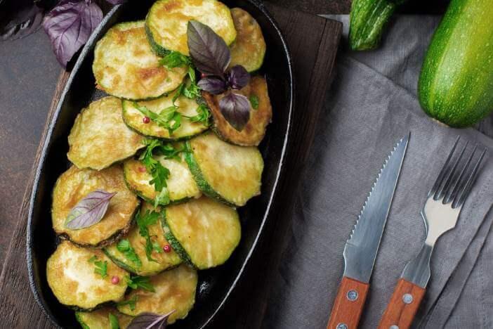 Upfit Zucchini-Pfanne Rezept