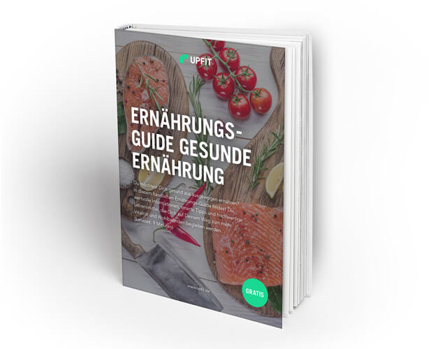 Upfit Ernährungs-Guide Gesunde Ernährung Ebook