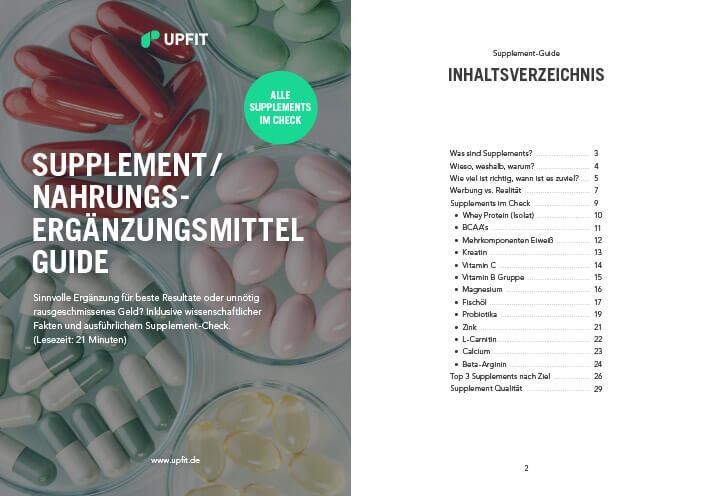 Supplement Guide Leseprobe 1