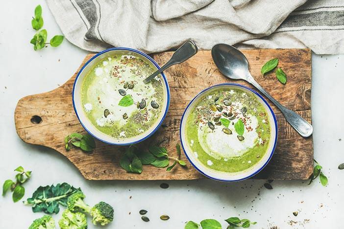 Gesunde Low Carb Ernährung mit Upfit