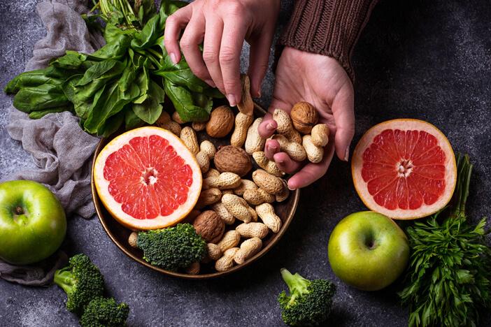 Mikro- und Makronährstoffe Ernährung