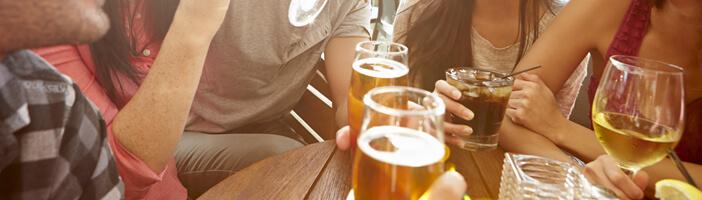 immunstystem stärken alkohol meiden gesundheit winter