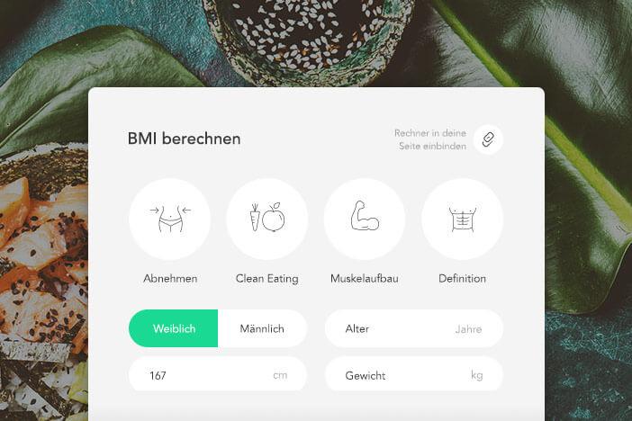 Upfit BMI Rechner