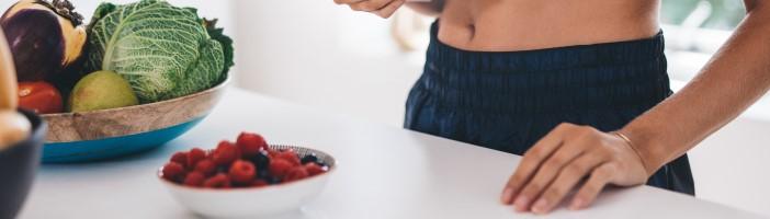 Meal-Prep-Abnehmen essen vorkochen
