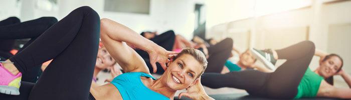 bauch trainieren Training Übungen Sixpack