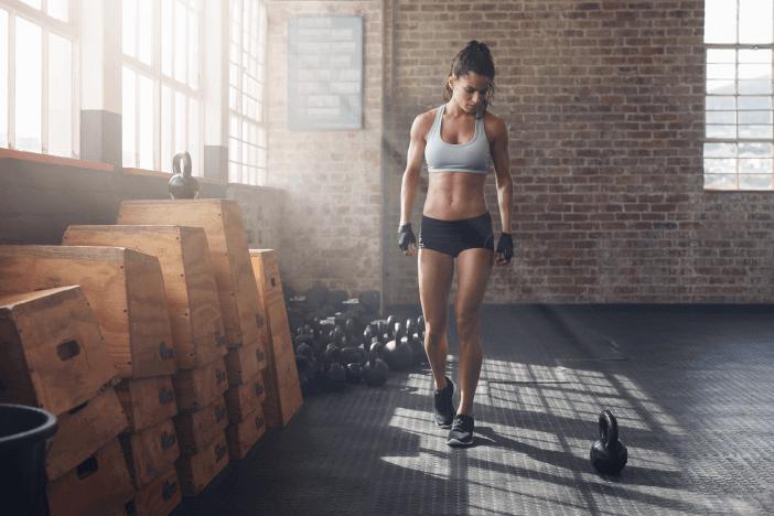 Bauchfett verlieren / Fett verbrennen an Problemzone Bauch