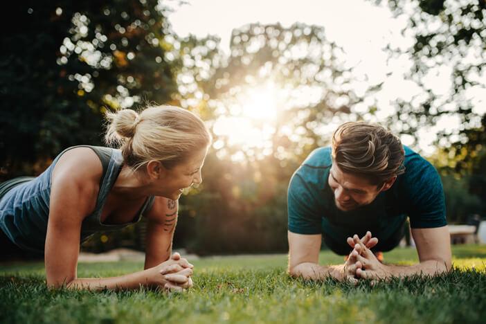 maximale fettverbrennung körperfett verlieren ernährung training