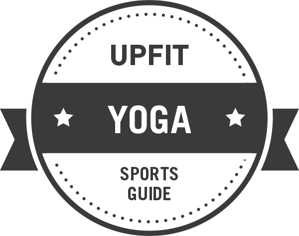 Upfit Yoga Badge