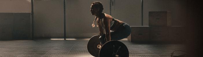 Bein training Übungen abnhemen