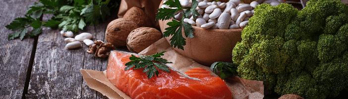 mix of paleo foods - healthy paleo recipe