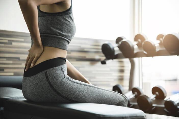 Rückenschmerzen Training Tipps