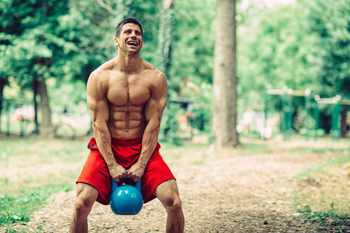 Brust Training Muskelaufbau Übungen