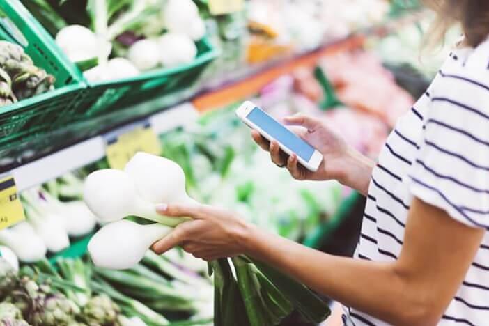 smart shoppen einkaufen gesund ernährung