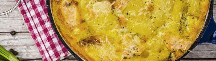 Omelett Rezept gesund Ernährung Abnehmen