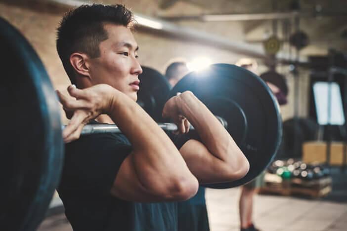 Trainingsfehler Muskelaufbau