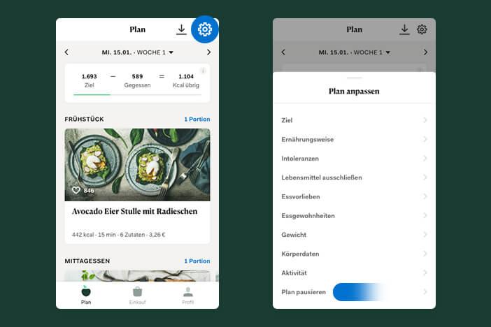 upfit-app-ernaehrungsplan-plan-pausieren