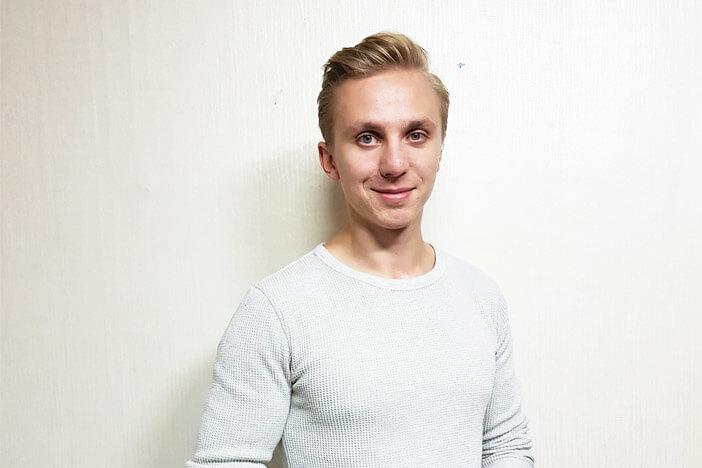 Josua Senz (M.Sc. Sportwissenschaften)