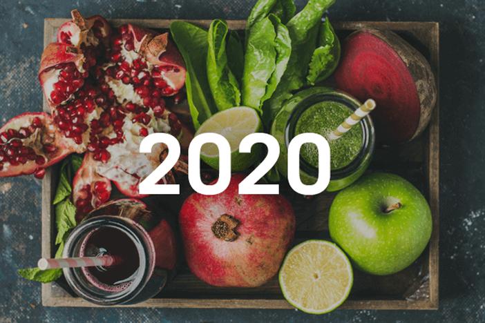 food trends 2020 upfit