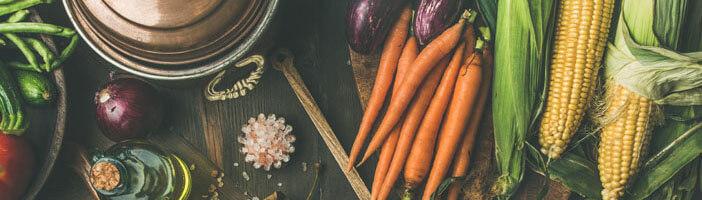 Lebensmittel Gemüse basenbildend