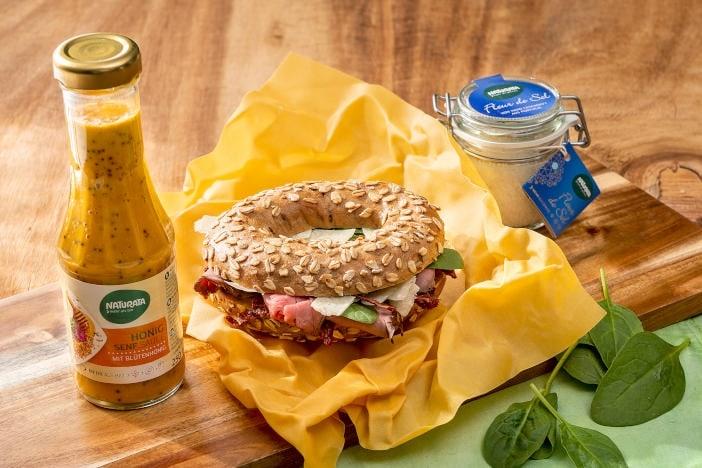 gesunde Grillsauce Honig-Senf-Sauce Naturata