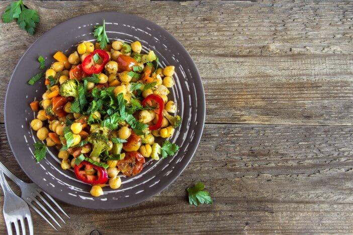 Upfit - Paprika Mais Salat