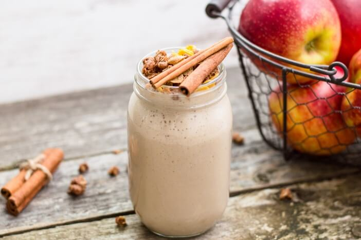 Upfit - Apfel-Joghurt Smoothie