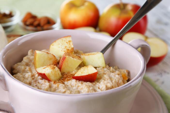 upfit-Apfel-Zimt-Porridge