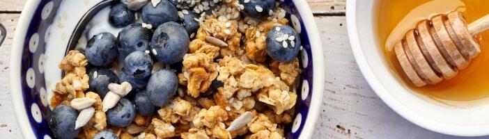 upfit-insulin-blutzuckerspiegel-senken-durch-ernährung-Müsli