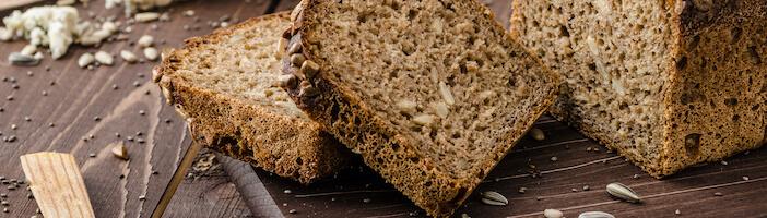 Upfit-Leinsamen-Brot