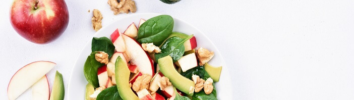 upfit-apfelessig-salat-abnehmen