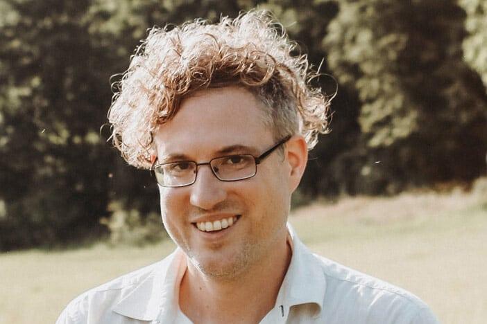 Upfit Podcast Gast Ernährungsblogger Daniel Beuschel