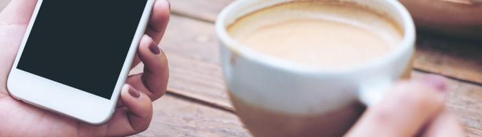 gewohnheiten-handy-kaffee