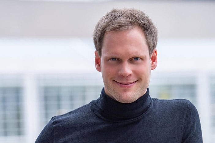 Upfit Podcast Gast Dr. Malte Rubach