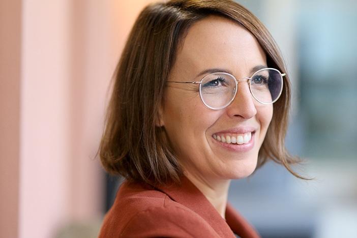 Upfit Podcast Gast Miriam Junge
