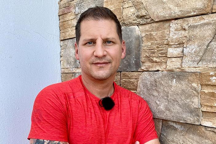 Upfit Podcast Gast Ramin Abtin